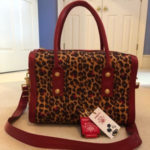 RARE Harvey's for Disney Couture Marilyn Satchel